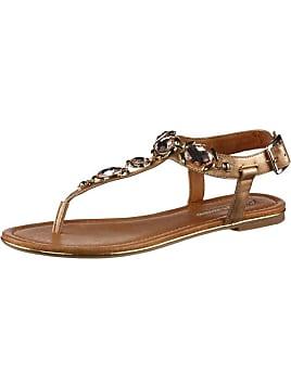 Sandalen in Gold  20 Produkte bis zu −58%   Stylight 1c641fe16e