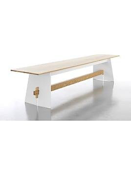 sitzb nke mit lehne 7 produkte sale ab. Black Bedroom Furniture Sets. Home Design Ideas