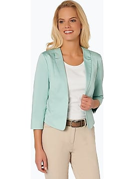 Gerry weber damen blazer kleider powder rose