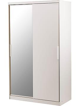 Ikea schrank weiß mit spiegel  Kleiderschränke Mit Schiebetüren − Jetzt: ab 99,99 € | Stylight