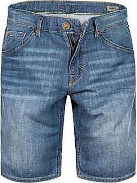 am billigsten echte Qualität Temperament Schuhe Sublevel Herren Jogg Jeans Shorts kurze Hose Bermuda Sommer Short Sweathose  Slim [B23 - Dunkelblau - W31]