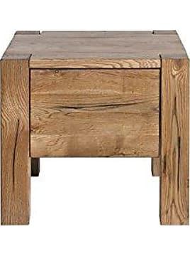 Holz Nachttisch nachttische in braun: 38 produkte - sale: bis zu −48% | stylight