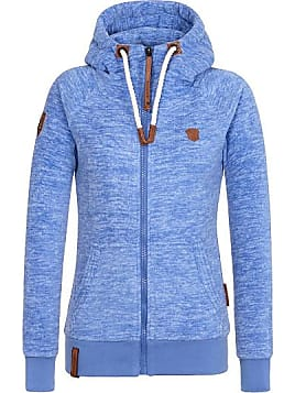 Naketano damen jacke blue grey