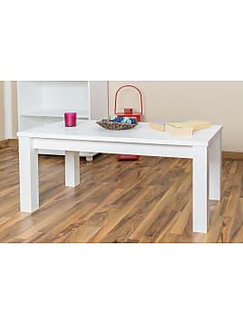 Couchtische in wei 510 produkte sale ab 5 99 stylight for Moderner design couchtisch pull sonoma eiche hochglanz weiss 120 cm