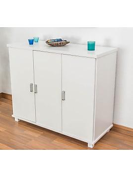 kommoden in wei jetzt bis zu 32 stylight. Black Bedroom Furniture Sets. Home Design Ideas
