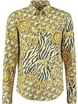 b550053e744 versace homme chemise