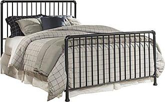 Hillsdale Furniture 2124BQR Bed Set Queen Navy
