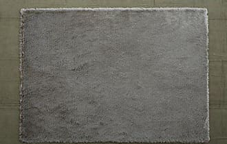 Noble House CRYS260958 Crystal Area Rug 5 x 8-Feet Grey