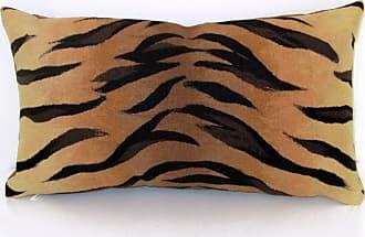 Liora Manne Tiger Indoor / Outdoor Throw Pillow - 7SA1S408519