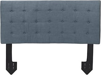 Ashley Furniture Callie Queen Tufted Powered Headboard, Dark Gray