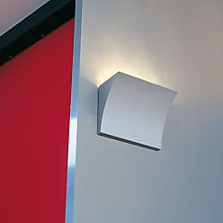 FLOS Pochette Wall Light - Grey - Up