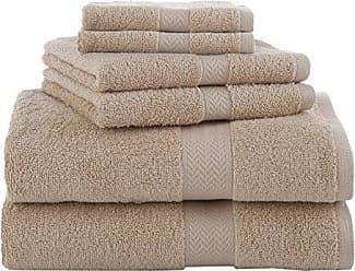 Westpoint Home Martex Ringspun 6 Piece Towel Set Sand