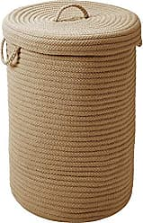 Colonial Mills Colonial Mills Simply Home Hamper w/lid - Cuban Sand 18x18x30