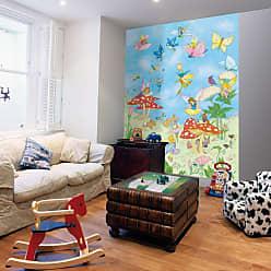 Ideal Decor Fairy Tales Wall Mural - DM425