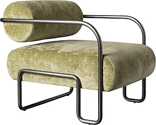 Kelly Wearstler Ardent Club Chair In Como Moss