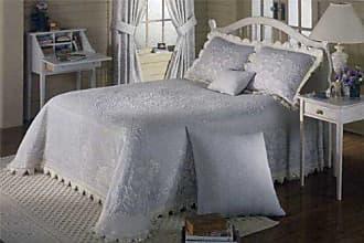 Maine Heritage Weavers Abigail Adams Matelasse Bedspread - Full - Linen