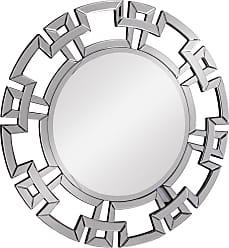 Elegant Lighting Mirror 34-3/8 x 0.75 CL