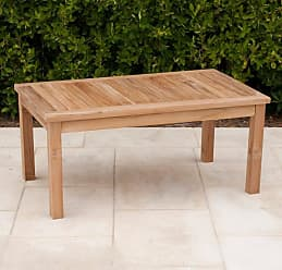 Willow Creek Designs Outdoor Willow Creek Designs Monterey Teak Coffee Table - WC-141-TEAK