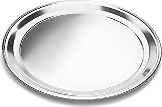 Fox Run Craftsmen Fox Run 4497 Pizza Pan, Stainless Steel, 16-Inch