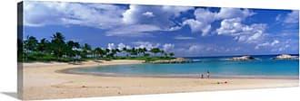 Great Big Canvas Beach at Ko Olina Resort Oahu Hawaii Thick-Wrap Canvas Wall Art Print - 82460_24_36X12_NONE