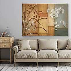 WEXFORD HOME Orchid Elegance I Gallery Wrapped Canvas Wall Art, 36x48