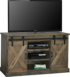 Legends Furniture 56 Barnwood Farmhouse TV Console