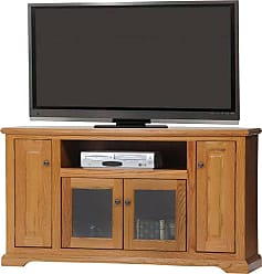 American Heartland Deluxe Oak Entertainment Console - Assorted Finishes - 63855LT