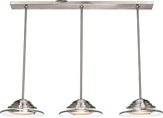 Access Lighting 50443LED Phoebe 3 Light 3000K LED Linear Pendant