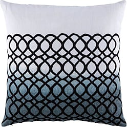 Jaipur Living Rugs Cosmic by Nikki Chu Geometric Trellis Indoor Throw Pillow - PLW103013