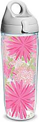 Trevis Tervis Water Bottle, Molly Z Pink Flowers Wrap