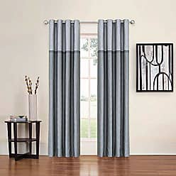 Ellery Homestyles Eclipse Arno Thermal Blackout Panel, 52 x 95, Grey