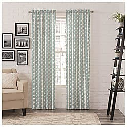 Ellery Homestyles Pairs To Go 16388056X063PCK Zeya 56 Inch By 63 Window Panel