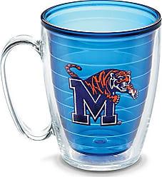 Trevis Tervis 1086048 Memphis University Emblem Individual Mug, 16 oz, Sapphire