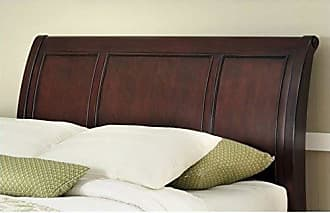 Home Styles Lafayette Cherry Queen/Full Sleigh Headboard by Home Styles