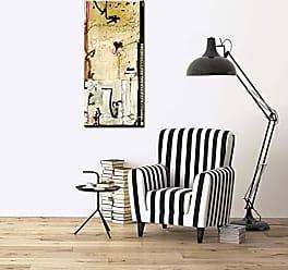 Ready2HangArt Ready2hangart Zane Abstract XIV Canvas Wall Art, 40 x 20