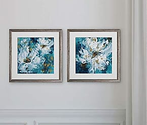 WEXFORD HOME tango Trio -2 Piece Set Art Print Silver