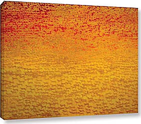 ArtWall Charlie Bairds About 2500 Tigers, 2008, Gallery Wrapped Canvas, 24 x 32