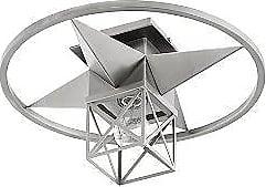 Quorum International Star Cage Flushmount