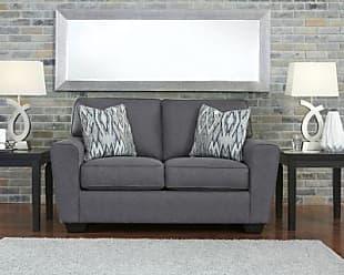 Ashley Furniture Calion Loveseat, Gunmetal