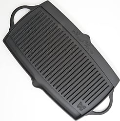 The Pioneer Woman Timeless Pre-Seasoned Plus 20 in. Cast Iron Double Griddle, Womens - 7660E7BF5167481AB90BF46D0DC4E162
