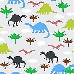 Lar Adesivos Papel de Parede Infantil Dinossauros Adesivo Menino N4106