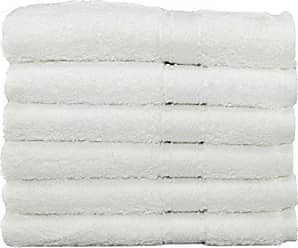 Linum Home Textiles Luxury Hotel Collection 100% Turkish Cotton Terry Washcloths (Set of 6)