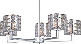Woodbridge Lighting 21015 Elise 5 Light 24 Wide Chandelier Chrome