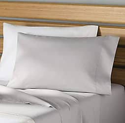 Home Dynamix Andover Hills Sheet Set, Twin, Solid Gray