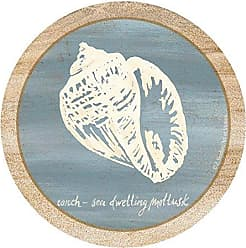 Thirstystone Drink Coaster Set, Imperial Conch