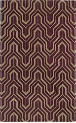 Kaleen Rugs Revolution Collection Hand Tufted Plum Rug (23 x 8)