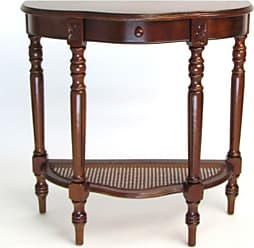 Wayborn Caned Demi Console Table - 4198