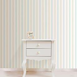 Brewster Home Fashions Little Tailor Pinstripe Wallpaper Purple - 2679-002158