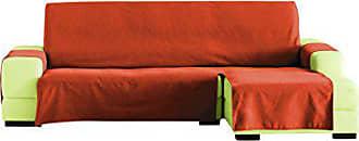 Couleur 00-/écru 43x14x37 cm Ecru Eysa Ulises /élastique Chaise Longue Gauche Polyester Coton Vue Frontale