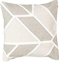 Ellery Homestyles Beautyrest 16424018X018LTG Social Call 18-Inch by 18-Inch Decorative Pillow, Light Grey